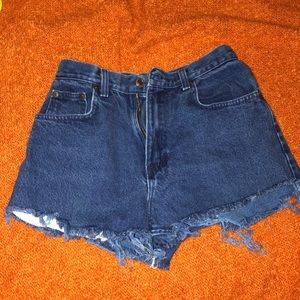 Route 66 Jean shorts